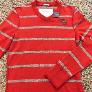 Abercrombie & Fitch Mens Long Sleeve